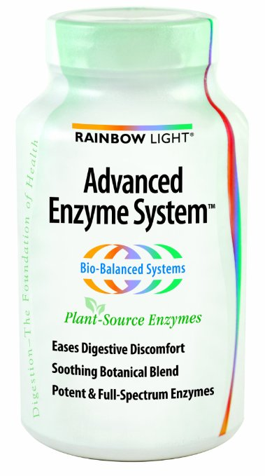 Rainbow Light Enzymes